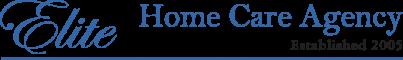 Elite Home Care Agency Logo